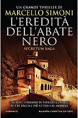 L'eredità dell'abate nero (Secretum Saga Vol. 1) (Italian Edition) Versión Kindle