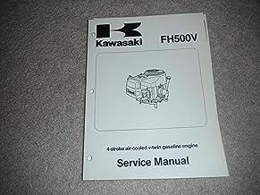Amazon Com Kawasaki Fh500v Manual Books