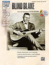 Stefan Grossman's Early Masters of American Blues Guitar: Blind Blake, Book & CD