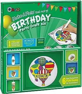 Makit ProductsA Gift - Birthday Art/Craft Kit