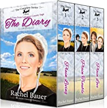 The Diary Series Bundle: Plain Living; Plain Trouble; Plain Love (A Lines From Lancaster County Saga Book 4) (English Edition)