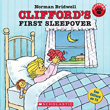Clifford's First Sleepover (Turtleback School & Library Binding Edition) (Clifford the Big Red Dog (Pb))