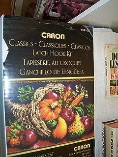 Caron Classics Latch-Hook Kit, Country Harvest, 20
