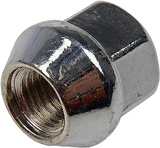 Dorman 611-183-BP Open Bulge Seat Wheel Nut - M12-1.50, 19mm Hex, 21.4mm Length, Pack of 200