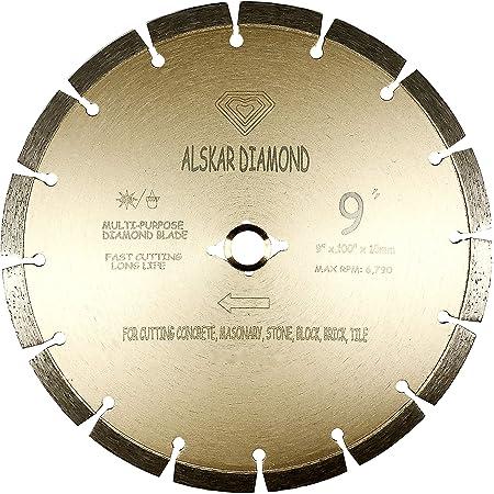 Concord Blades SSB060A10CP 6 Inch General Purpose Premium Segmented Diamond Blade