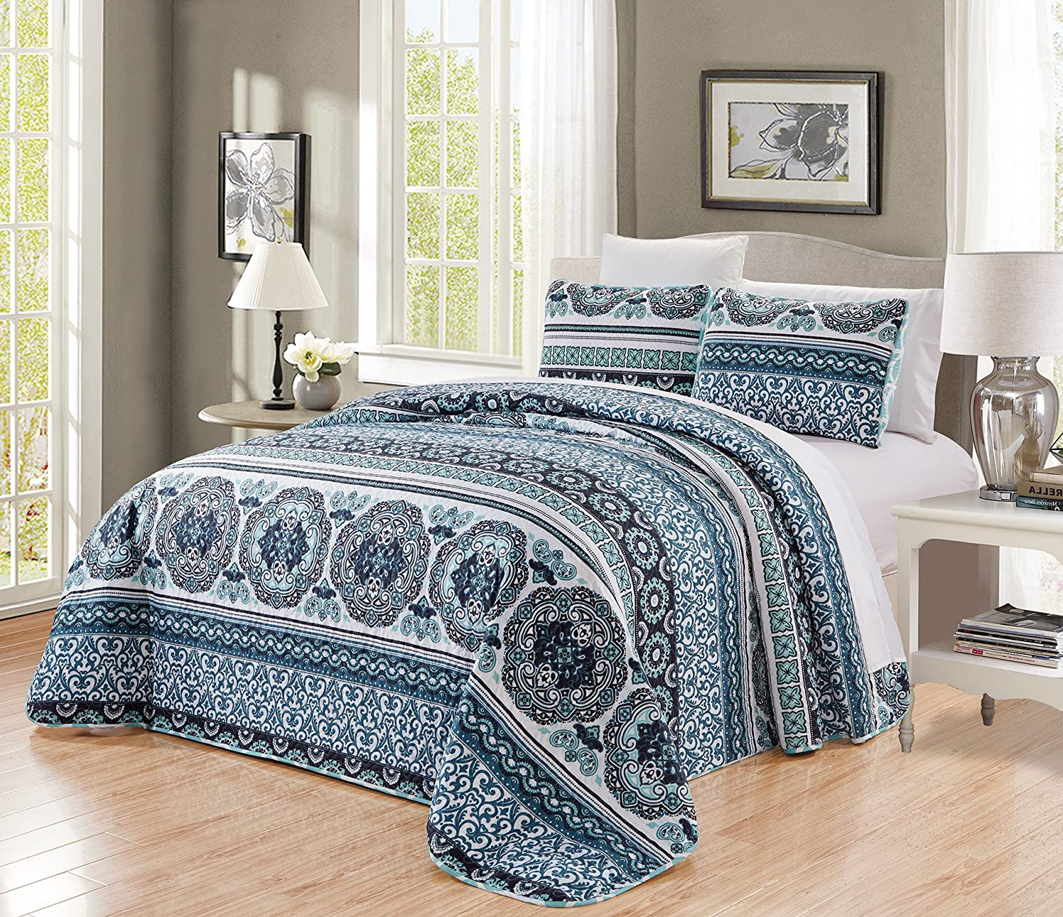 GrandLinen 3-Piece Fine Outlet ☆ Free Shipping Printed Oversize Sales of SALE items from new works 95