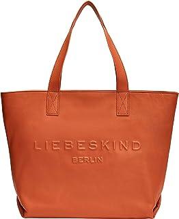 Liebeskind Berlin Damen Hannah Shopper Schultertaschen, Medium (HxBxT 33cm x 49cm x 18cm)