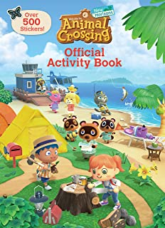 Animal Crossing New Horizons Official Activity Book (Nintendo)