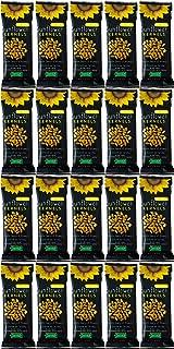 Sunflower Food Co Honey Roasted Sunflower Kernels 1.2 oz Bags 20 Pack – Non-GMO Sunflower Seeds Single Serving Snack – Kosher