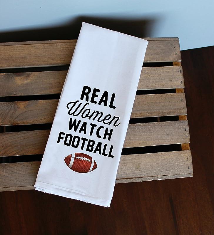 Love You A Latte Shop Real Women Watch Football Towel