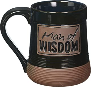 Man of Wisdom Pottery Mug