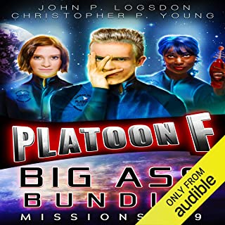 Platoon F: Big Ass Bundle (Platoon F eBook Bundle 3)