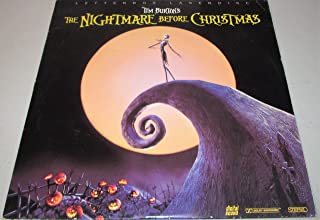 Nightmare Before Christmas [Laser Disc] [Import]