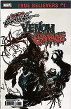 True Believers Absolute Carnage Venom vs Carnage #1 (Marvel, 2019) NM