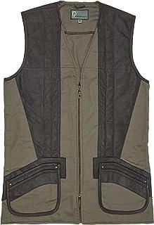 SK002: Men's Green Skeet Vest