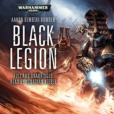 Black Legion: Warhammer 40,000: Black Legion, Book 2