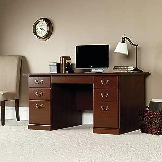 Sauder Heritage Hill Desk, Classic Cherry finish