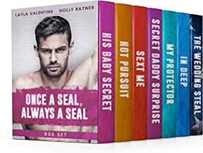 Once a SEAL, Always a SEAL 7 Book Box Set