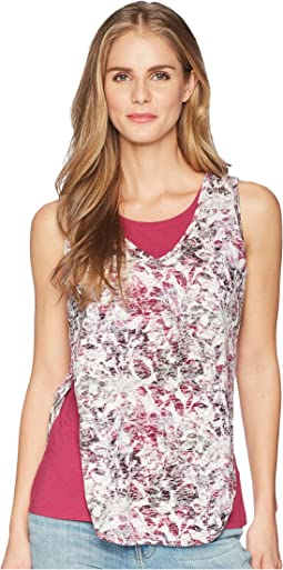 Burnout Double Tank Top