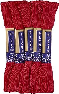 YOKOTA Sashiko Thread 40m col.7 5x1 by