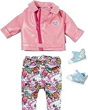 Zapf Zapf-827512 827512 Baby Born-Asiento Infantil para Coche Color carb/ón
