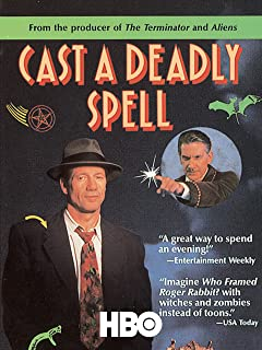 Cast a Deadly Spell