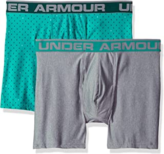 Under Armour Mens Under armour Men's Original Series Printed Boxerjock® 2-Pack 1299994
