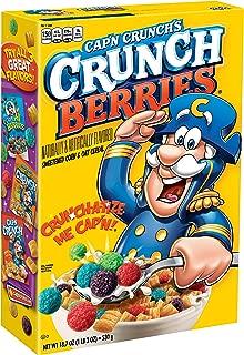 Cap'N Crunch Cereal, Crunchberries, 18.7oz