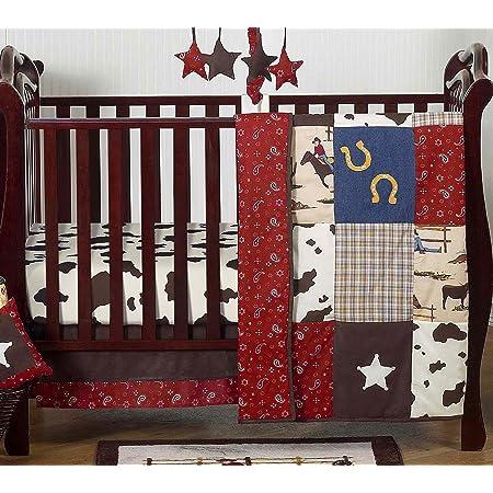 Baby Boy Quilt Rustic Quilt Boy Crib Bedding Cowboy Themed Nursery Baby Boy Bedding Boy Crib Quilt