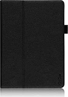 ProCase Galaxy Tab S 10.5 Case - Bi-Fold Flip Stand Cover Case Exclusive for 2014 Galaxy Tab S Tablet (10.5 inch, SM-T800), with Hand Strap, auto Sleep/Wake (Black)
