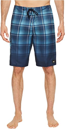 O'Neill - Santa Cruz Plaid Boardshorts