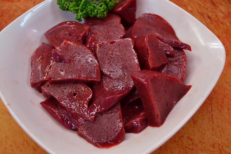 国産 豚レバー スライス 100g 個別梱包 で使いやすい!豚肉 レバー ★