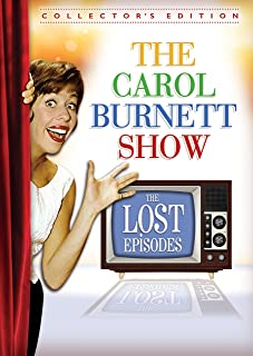 CAROL BURNETT SHOW: THE LOST EPISODES