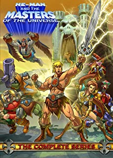 He-Man and the Masters of the Universe: the Complete Series Remake