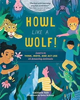 Howl like a Wolf! An Interactive Guide to Animal Behaviors