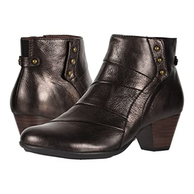 Earth Hope (Bronze Santos Medium Tipping Metallic Leather) Women