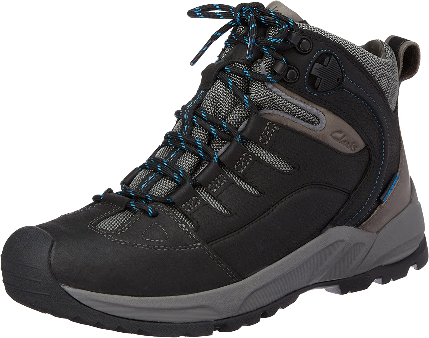 Clarks Outvent Mid Weatherproof Waterproof Active-Air Boot Men UK-8.5 EU-42.5 G