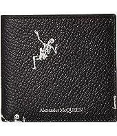 Alexander McQueen - Dancing Skeleton Wallet