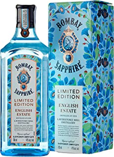 Bombay Sapphire Ginebra English Estate Limited Edition - 700