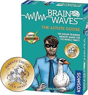 Brain Waves The Astute Goose Card Games