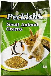 Peckish Greens Feeds for Small Animals, 1kg