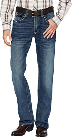 M4 Low Rise Bootcut Jeans in Silverton