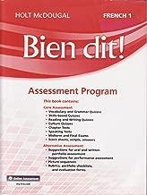Bien dit!: Assessment Program Level 1 (French Edition)