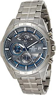 Casio Analog Grey Dial Men's Watch-EFR-556GY-1AVUDF (EX494)