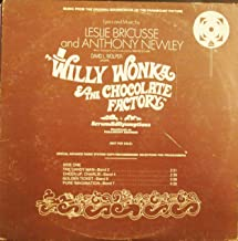 Willy Wonka & the Chocolate Factory (Original Soundtrack) (Special Advance Radio Station Copy) (LP Record)