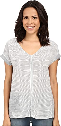V-Neck Pocket Shirt