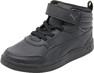 PUMA Juniors Rebound Street V2 L V Ps, Black, Sneakers
