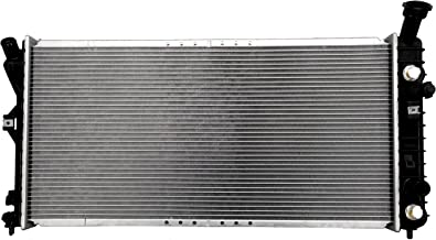 SCITOO Radiator 2343 for 2000-2005 Buick Century Custom/Limited/Special Edition Sedan 4-Door 3.1L Chevrolet Monte Carlo LS/SS Coupe 2-Door 3.4L 3.8L