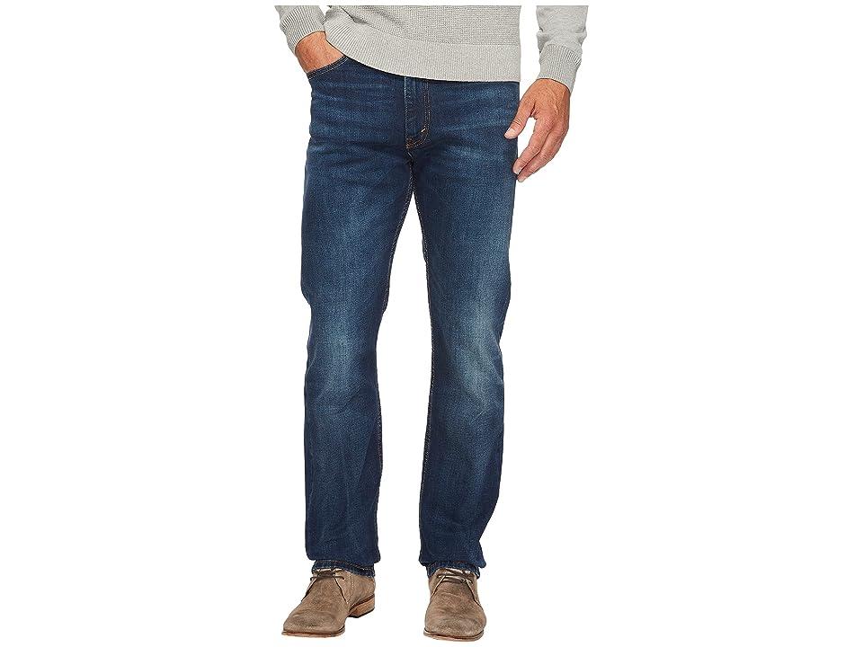Levi's(r) Mens 513tm Slim Straight Fit (Crosstown) Men's Jeans