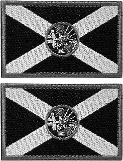 WZT Bundle 2 Pieces Florida Tactical Flag Patch - Multitan Patch